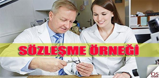 Mesul müdürlük iş sözleşmesi
