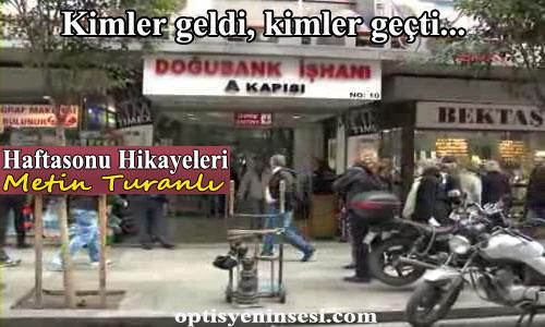 Bir zamanlar DOĞU BANK/ Metin Turanlı