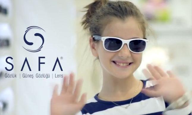 Safa Grup Optik ilk reklam filmini hazırladı