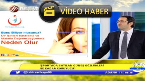 GOK, çalışmalarını Beyaz TV' de masaya yatırdı