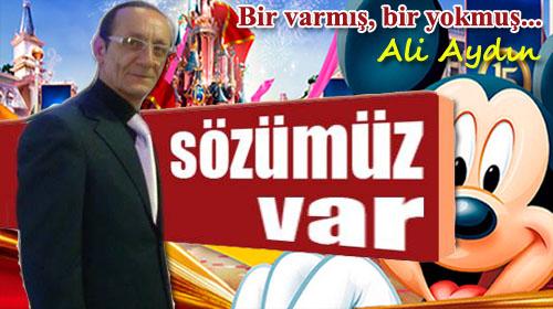 BiR VARMIŞ BİR YOKMUŞ…/ Ali Aydın