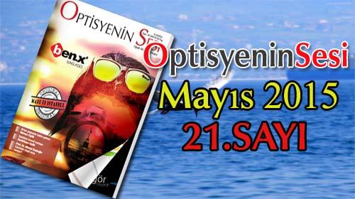 OptisyeninSesi E-dergi 21.Sayı Yayında…