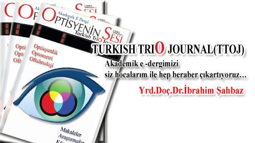 Turkish Trio Journal(Akademik E Dergi)