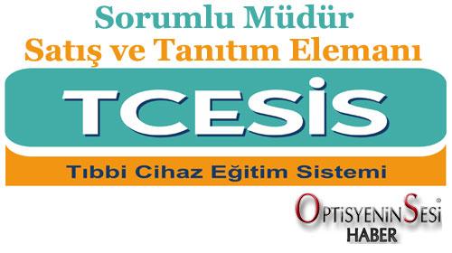 Yeni TCESİS Sınavı