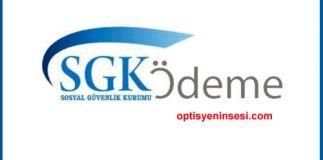 SGK, 2020 Aralık Ayı Reçete Bedelleri Ödemesi