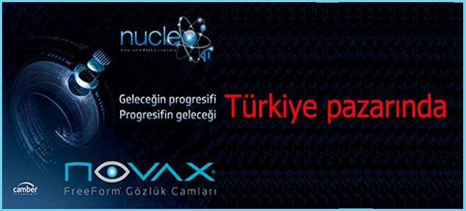 NOVAX'dan geleceğin progresifi ; Nucleo 4D
