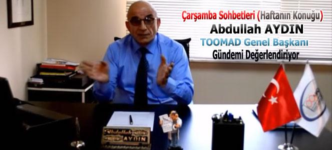 """Çarşamba Sohbetleri """"Abdullah AYDIN"""""""