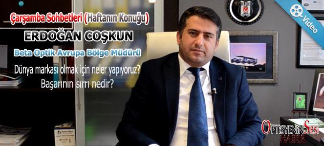 """Çarşamba Sohbetleri """"Erdoğan COŞKUN"""""""
