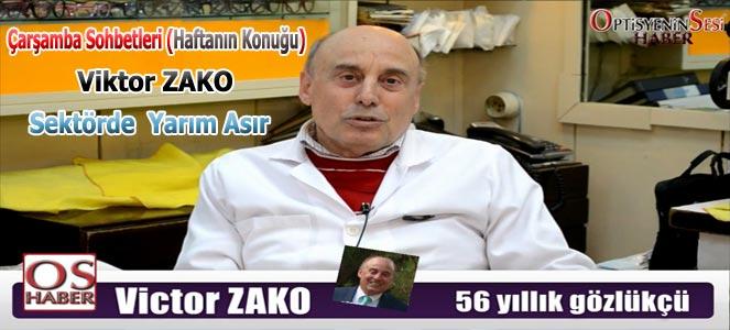 """Çarşamba Sohbetleri """"Viktor ZAKO"""""""