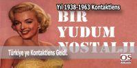 Yıl 1938 Türkiye ye Kontaktlens Geldi.
