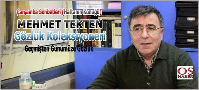 """Çarşamba Sohbetleri """"Mehmet TEKTEN"""""""
