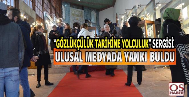 Gözlük Sergisini Ulusal Basın Sevdi. TRT Haber