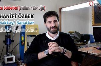 """Çarşamba Sohbetleri """"Hanifi ÖZBEK"""""""