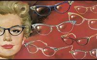 1950′ lerde Gözlük Seçimi ve Modası