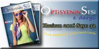 Optisyeninsesi e dergi Haziran 2016