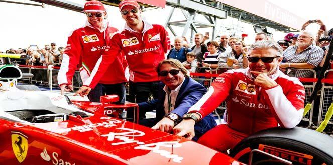 Ray-Ban, Ferrari ile birlikte Formula 1'e damgasını vuruyor!