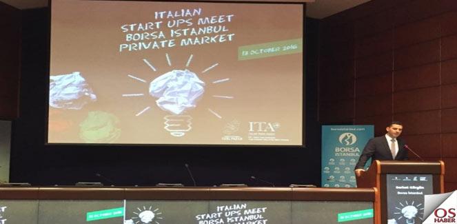 İtalyan Startup'ları Borsa İstanbul'da Türk Yatırımcılarla Buluştu!