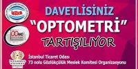 02 Kasım 2016 Optometri Toplantısına Davetlisiniz.