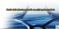 Prizmatik Camlar ve Medula Optik Sistemi