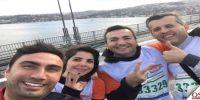 Novartis Türkiye çalışanları, Alzheimer ve Kistik Fibrozis hastaları için koştu