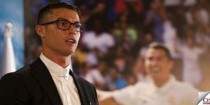 Ronaldo'ya gözlük cezası