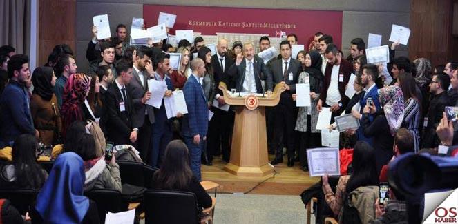 Ataması Yapılmayan Optisyenler Mecliste…