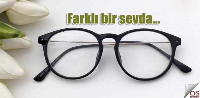 Gözlük…