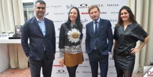 Luxottıca Türkiye 2017 İlkbahar-Yaz Sezonu güneş gözlüğü lansmanı yapıldı