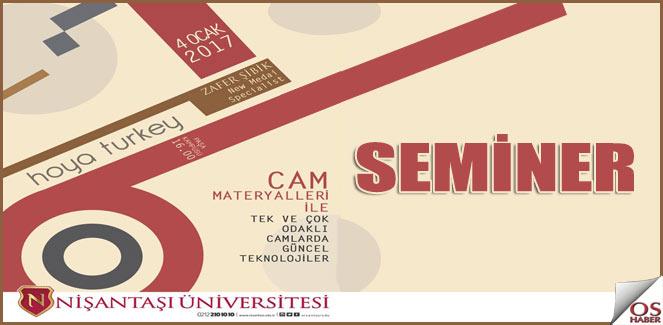 Hoya Türkiye' den Optisyenlik Programı öğrencilerine seminer