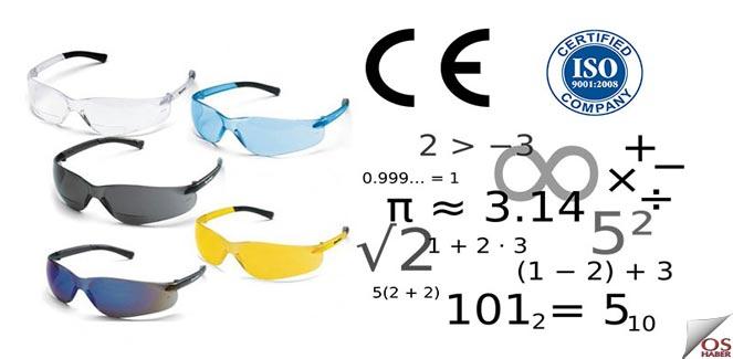 İş Gözlüğü Standartları