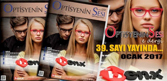 OptisyeninSesi E dergi/ 39.Sayı