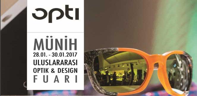 OPTI München – Uluslararası optik fuarı başladı