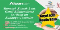 Bursa İli Kontakt Lens Genel Bilgilendirme Toplantısı