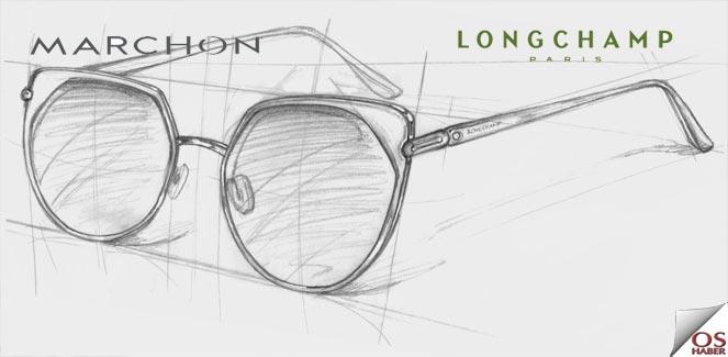 Longchamp'ın Global Gözlük Girişimindeki Tercihi Marchon