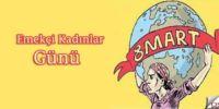 Türkiye'de 8 Mart Dünya Emekçi Kadınlar Günü