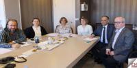 İstanbul Eczacılar Odası Optik Komisyonu ile Gerçekleştirilen Toplantı