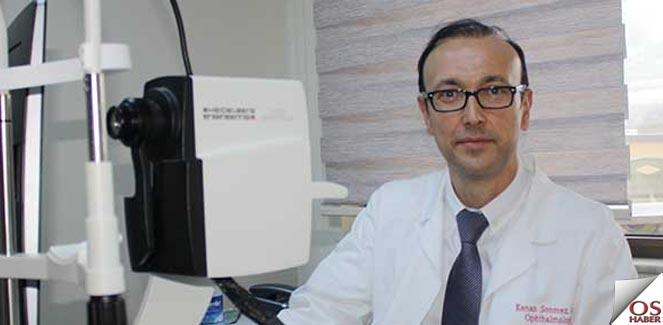 Türk hekimden Türkiye'de ilk, dünyada ikinci retina nakli