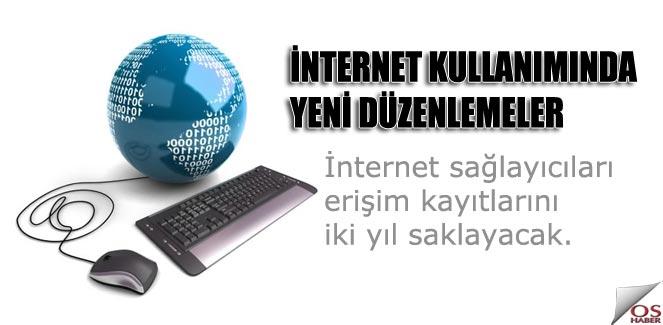 İnternet Kullanımında Yeni Kurallar!