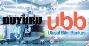 UBB Firma Tanımlayıcı Uyarı Mesajı
