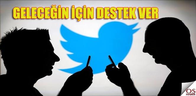 Geleceğin için bir Twit!