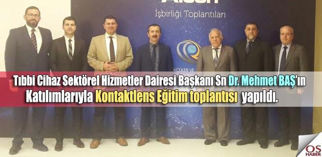 İstanbul Asya yakası Kontaktlens Eğitimleri gerçekleştirildi.
