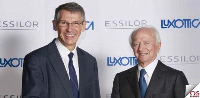 Essilor Ceo'su bay Sagnières, Luxottica ile birleşmelerini anlatıyor