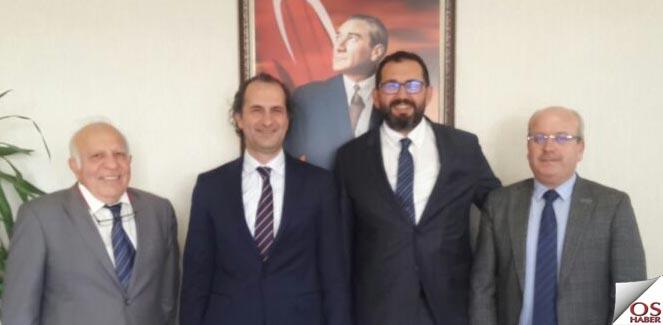 GOK Yönetimi Tıbbi Cihaz ve Kozmetik Ürünler Başkan Yardımcısını Ziyaret Etti.