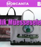 Rengarenk Bez Çantalarınız Hazır!