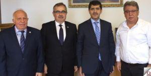 """""""EK VERGİ"""" görüşmeleri Ankara da başladı."""