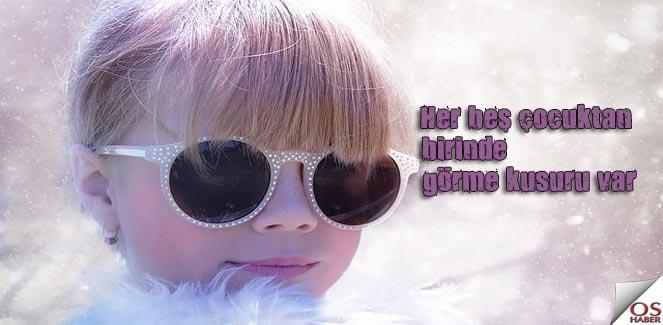Çocuk ve Gözlük
