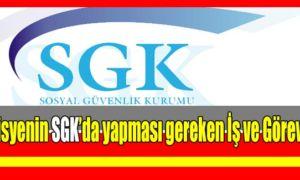 Optisyen SGK'da ne iş yapar.