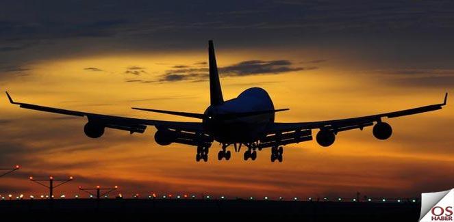 Uçak yolculukları gözü kurutuyor