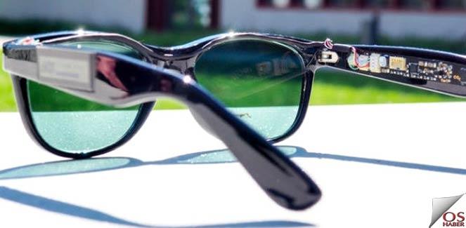 Elektrikli Güneş Gözlüğü Geliştirildi!