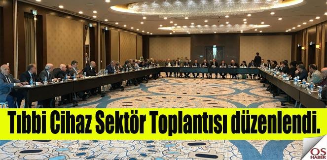 TİTCK Samsun da Sağlık Sektörleri ile buluştu.